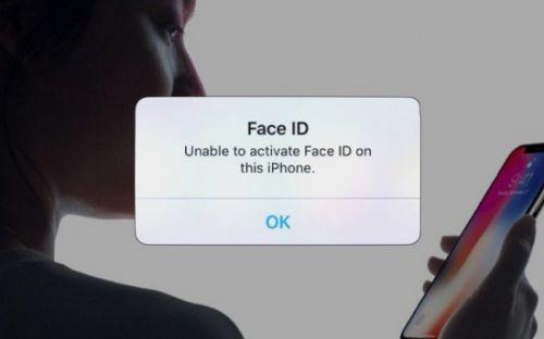 iPhone X tại sao bị hư FaceID và có được bảo hành không?